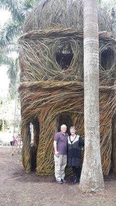 Mckee Botanical Gardens. Vero Beach. Florida.