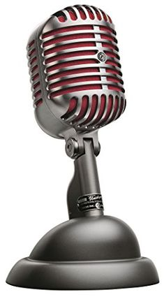 Shure 5575Le Unidyne Limited Edition 75Th Anniversary Vocal Microphone, 2015 Amazon Top Rated Dynamic Microphones #MusicalInstruments