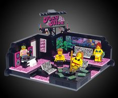 LEGO Strip Club | DudeIWantThat.com  Man, I really had to use my imagination when I was a kid.