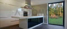 #cocinas Vivienda #Addomo #hormigon #arquitectura #diseño #modular  addomo.es