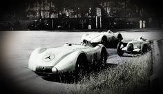 May 30, 1937, AVUS race: Hermann Lang set a new world record, racing at 163 mph - nobody else should get a race car to that speed during a race until 1959.