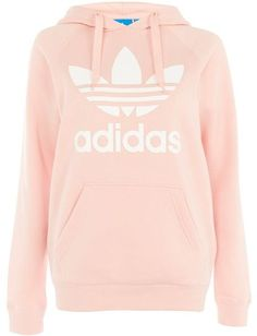 Adidas originals Trefoil hoodie  http://shopstyle.it/l/GOT