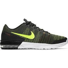 Nike Mens Air Max Typha BlackVoltTotal OrangeWhite Training Shoe 11 Men US -- You can find more details by visiting the image link.