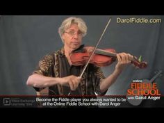 (ME: Awesome nugget of technical info) Fiddling with Darol Anger: How to Hold the Bow
