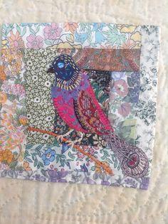 Liberty Bird by Debbie Irving