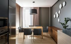 The moonway apartment by SVOYA studio on Behance
