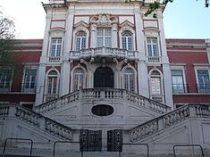 Catherine Of Braganza, Academia Militar, Portugal, Kunming, Military Academy, Neoclassical, Mansions, House Styles, Building