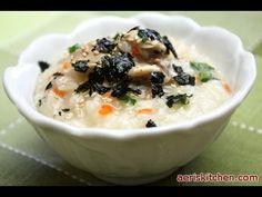 Oyster Porridge