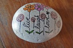 Pebbles with quotes ... by Sabine Ostermann www.facebook.com/pebblesofportugal