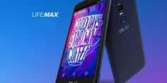 Blu Life Max with 5.5-inch display, fingerprint scanner and 3700mAh battery Announced