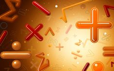 Math Backgrounds For Powerpoint Wide