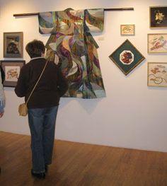 Art Textilian: Show Opening