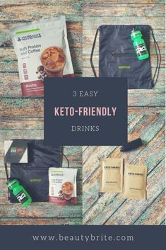 3 Easy Keto-Friendly
