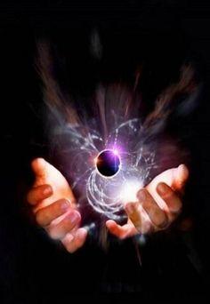 A Ball of Healing Energy