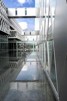 Massimiliano & Doriana Fuksas · Nuovi Archivi Nazionali di Francia · Divisare