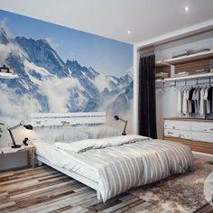 Wall Mural Alps   • Inspirations • PIXERSIZE.com