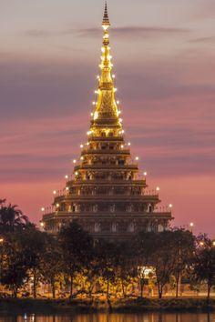 Wat Nong Wang, Khon Kaen, Thailand