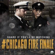 Chicago Fire Season Finale Tonight-May 17,2016