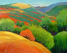 david hockney yorkshire - Google Search
