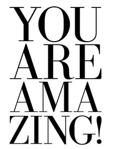 I think.You are amazing. Words Quotes, Me Quotes, Motivational Quotes, Inspirational Quotes, Sayings, Positive Quotes, The Words, Great Quotes, Quotes To Live By