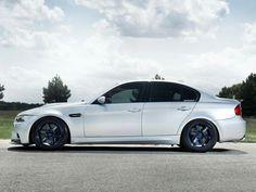 BMW E90 M3 silver