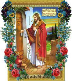 Llamad y se os abrirá (Mateo 7, 7), porque todo aquel que pide recibe, el que busca encuentra...