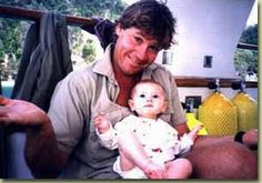 An ongoing tribute to Steve Irwin