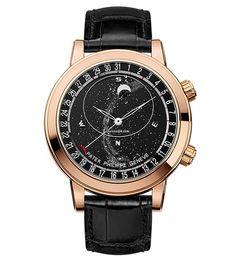 Patek Philippe [NEW][SPECIAL] Celestial Rose Gold Mens Watch 6102R-001 (Retail:HK$2,121,900) ~ JUNE SPECIAL: HK$1,730,000.