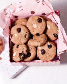 Cookies de banana sem glúten e sem lactose