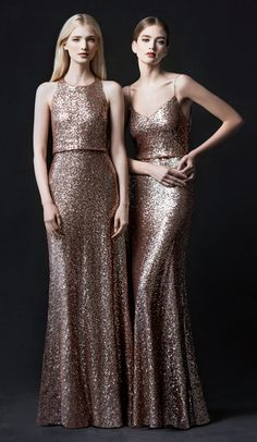 Sloane + Jules Dress in Sequin Tulle by Jenny Yoo