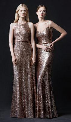 Sloane + Jules Dress in Sequin Tulle by Jenny Yoo