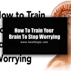 Worrying is a huge but unnecessary evil that makes our everyday harder, and might even become a habit that inhibits our happiness. we will suggest a few ways help you stop worrying about the future.