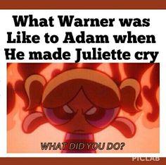 You gotta love Warner
