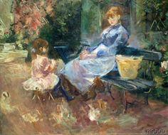 Berthe Morisot - Das Märchen