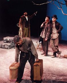 Waiting For Godot - costumes