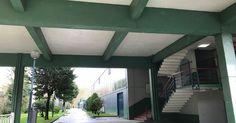 El polideportivo de Gorostiza abrirá en junio el albergue para peregrinos del Camino de Santiago