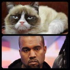 Grumpy cat will be the official White House pet  #KanyesCampaignPromises
