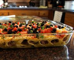 Slow-Cooked Shredded Beef Enchiladas - beef-ench8