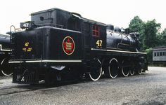 Steamtown, USA former Canadian National Railway commuter steam ...
