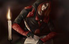 Dark Brotherhood diary by Elza-Shtolz on DeviantArt Elder Scrolls Lore, Elder Scrolls Skyrim, Cicero Skyrim, Skyrim Game, Dark Brotherhood, Best Games, The Fool, Deviantart, Superhero