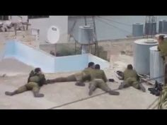 IDF snipers shoot child for fun