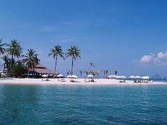 Koh Mook Sivalai Beach Resort Koh Mook in Trang province Southern Thailand http://www.beachsiam.com