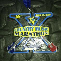 Country Music Marathon 4/25/2009