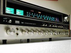 Sansui QRX 777 Quadrophonic Receiver | Flickr - Photo Sharing!