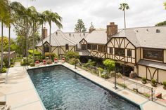 The estate of William 'Bill' Tilley, the late CEO of a food-service distribution and restaurant conglomerate, is selling his Los Angeles home for $24.5 million.