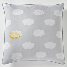 Child's Cloudly Cotton Percale Pillowcase