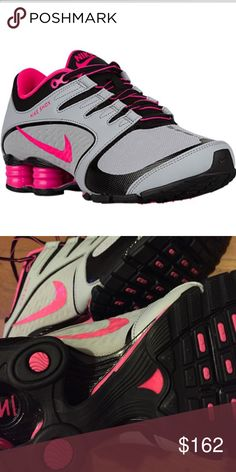 New Women's Nike Shox NZ New but no tag or box. Known and famous for being very comfortable and great support for someone that need to be on their feet all day! I also have size 8.5 and 9 in all black separately listed  Nike Shoes