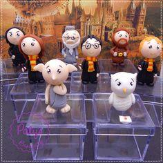 Caixinhas Decoradas Harry Potter