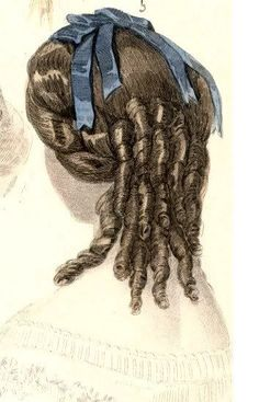1860's hair Ball? by winnie