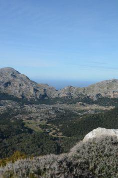 Increíbles vistas de Mallorca!